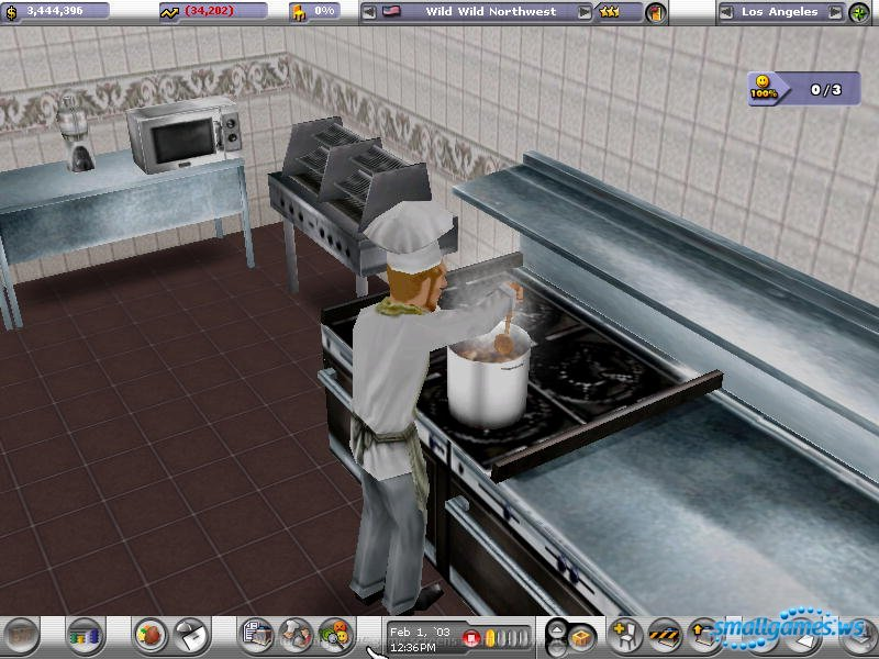симулятор ресторана скачать торрент - фото 7