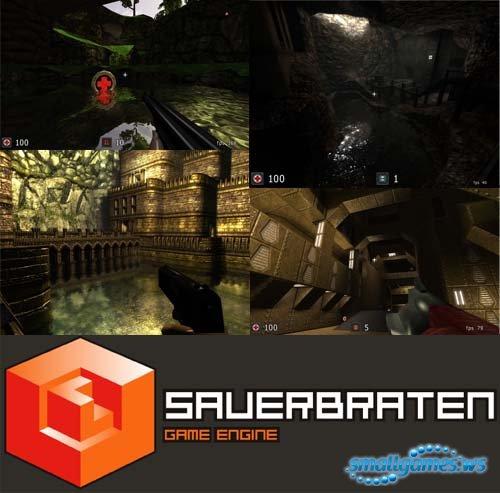 Sauerbraten (aka Cube 2) [Cube Engine 2]