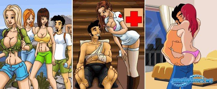 Игра грязный джек секс лагерь