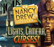 Nancy Drew Dossier Lights Camera Curses v1.0