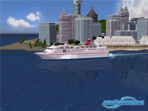 Carnival Cruise Line Tycoon 2005. Island Hopping