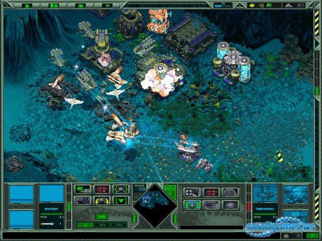 Морские титаны  Submarine Titans