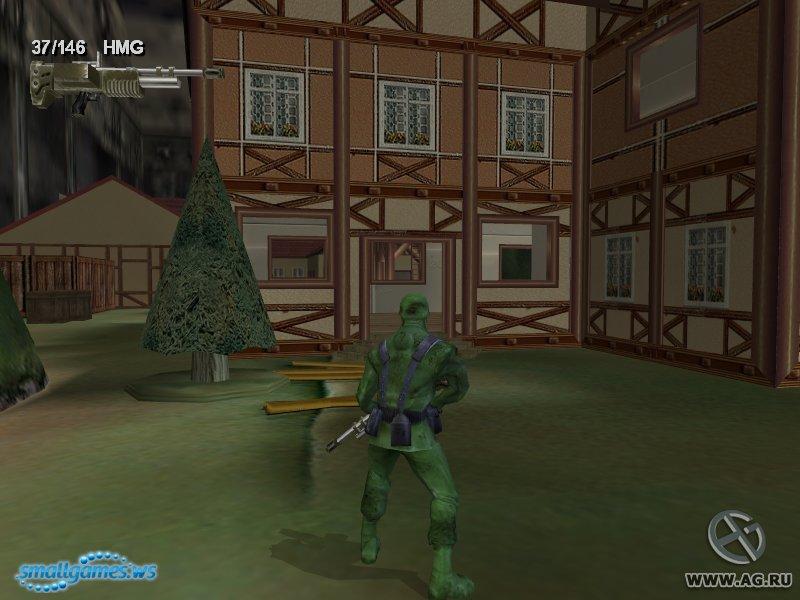 Army men скачать игру бесплатно.