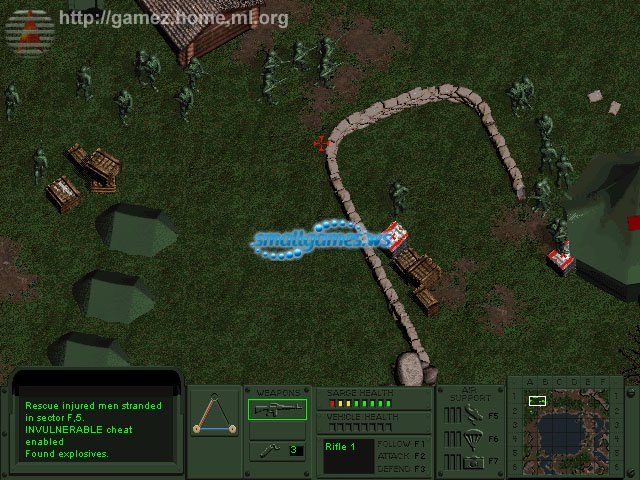 Army men 2 (1999) pc review and full download | old pc gaming.