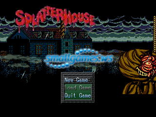 Splatterhouse 2k3