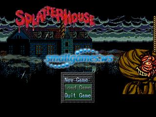 Splatterhouse 2k3