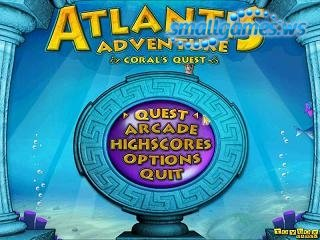 Atlantis Adventure: Coral's Quest