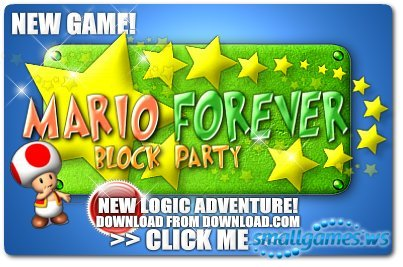 Mario Forever : Block Party