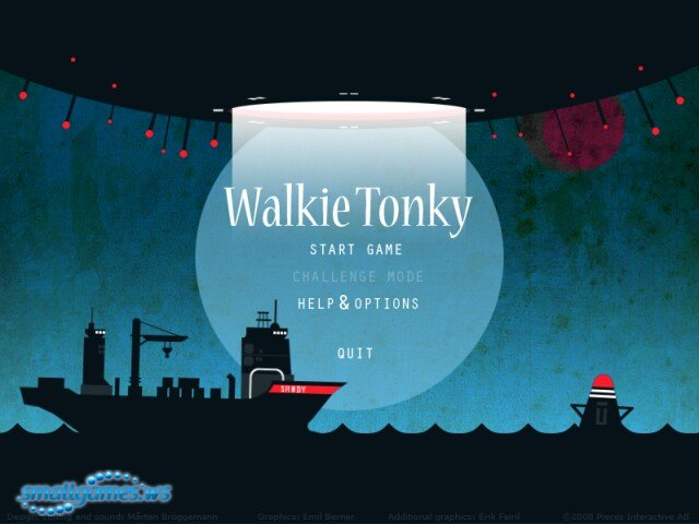 Walkie Tonky