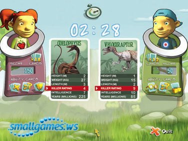 Top Trumps: Dogs and Dinosaurs