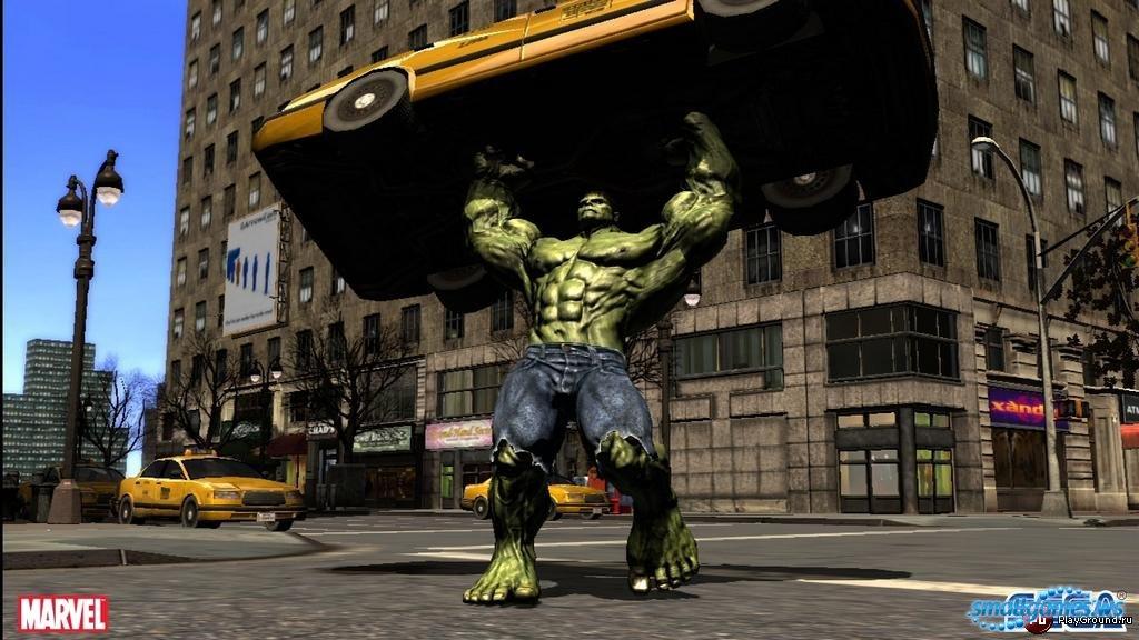 Скачать игру the incredible hulk для pc через торрент.