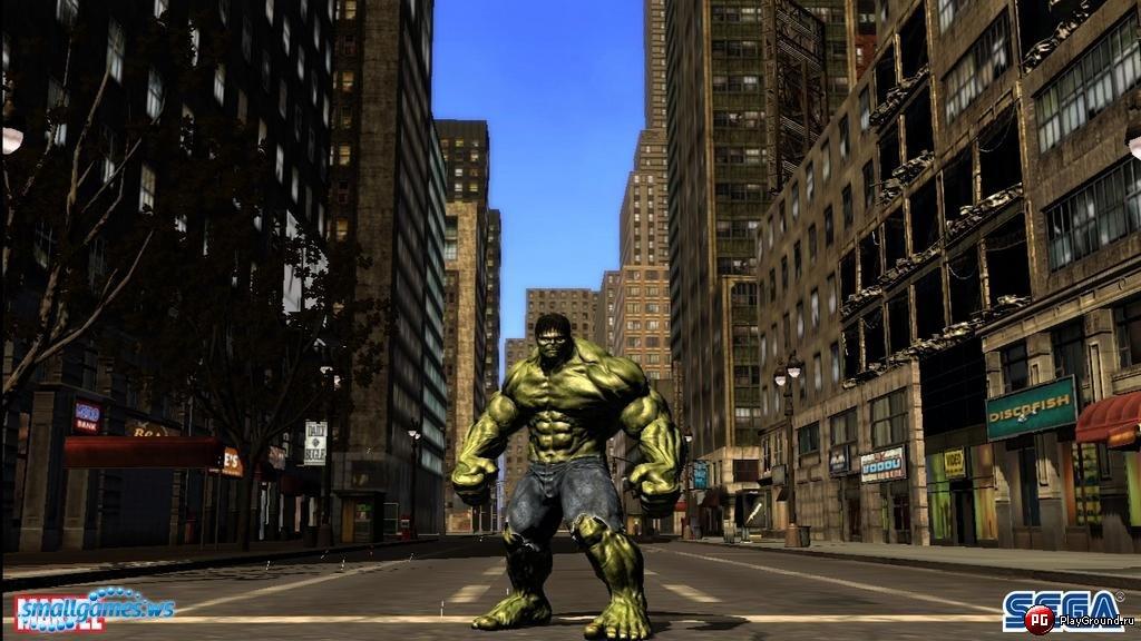 Скачать невероятный халк / the incredible hulk: the official.