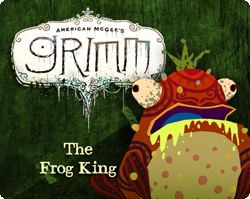 American McGee's Grimm - The Frog King