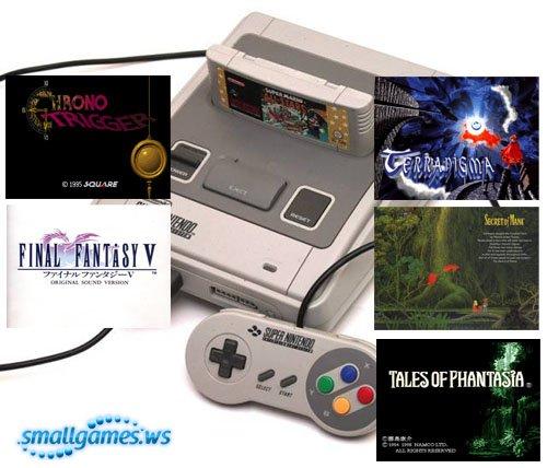 Шедевры jRPG на консоли Super Nintendo