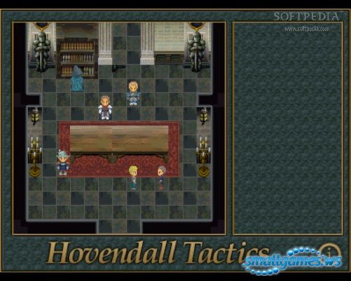 Hovendall Tactics