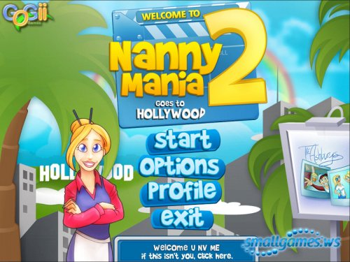 Nanny Mania 2: Hollywood