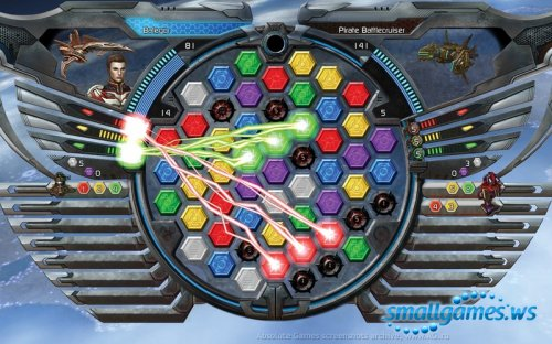Puzzle Quest - Galactrix