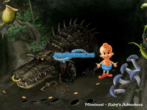 Miminost - Babys Adventure