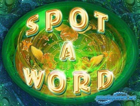 Spot a Word - Полная версия