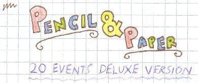 Pencil + Paper 2