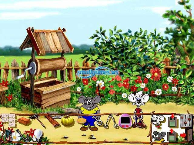 Игру Кот Леопольд Приключения В Лесу Компьютерные Игры
