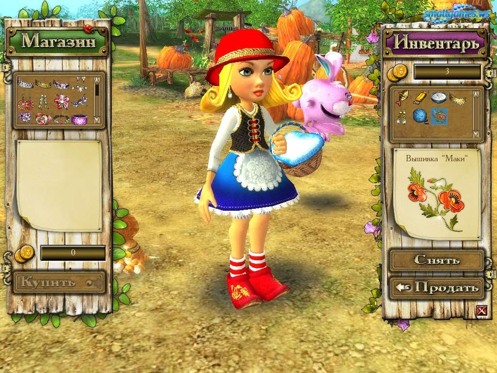 Играть в онлайн игру сексуальная красная шапочка
