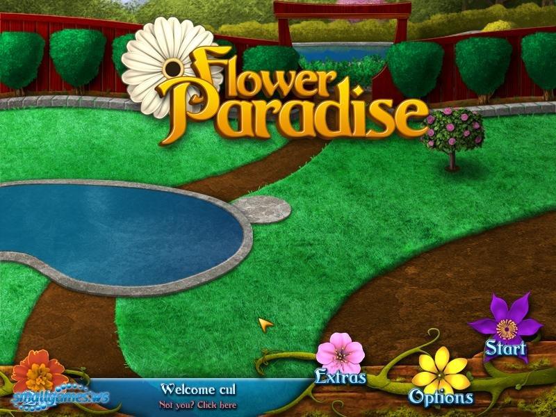 Цветочный Рай Игра Торрент