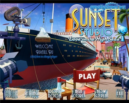 Sunset Studio - Love On The High Seas Eval (Beta)