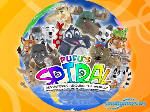 Pufu's Spiral: Adventures Around the World