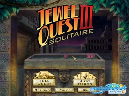 Jewel Quest Solitaire III