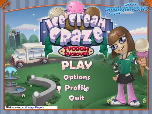Ice Cream Craze - Tycoon Takeover