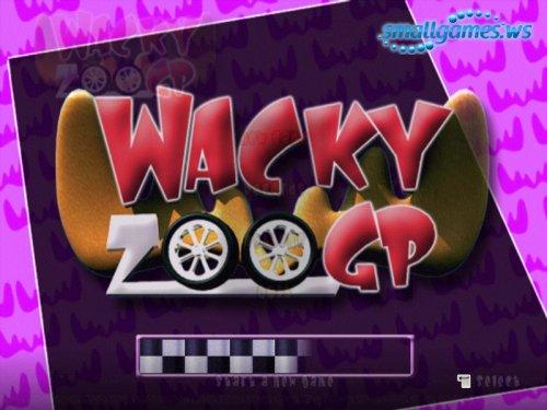 Wacky Zoo GP