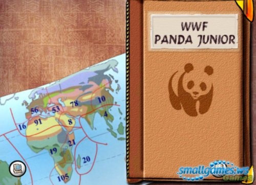 WWF Panda Junior