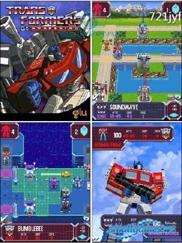 Transformers G1: Awakening / Трансформеры G1