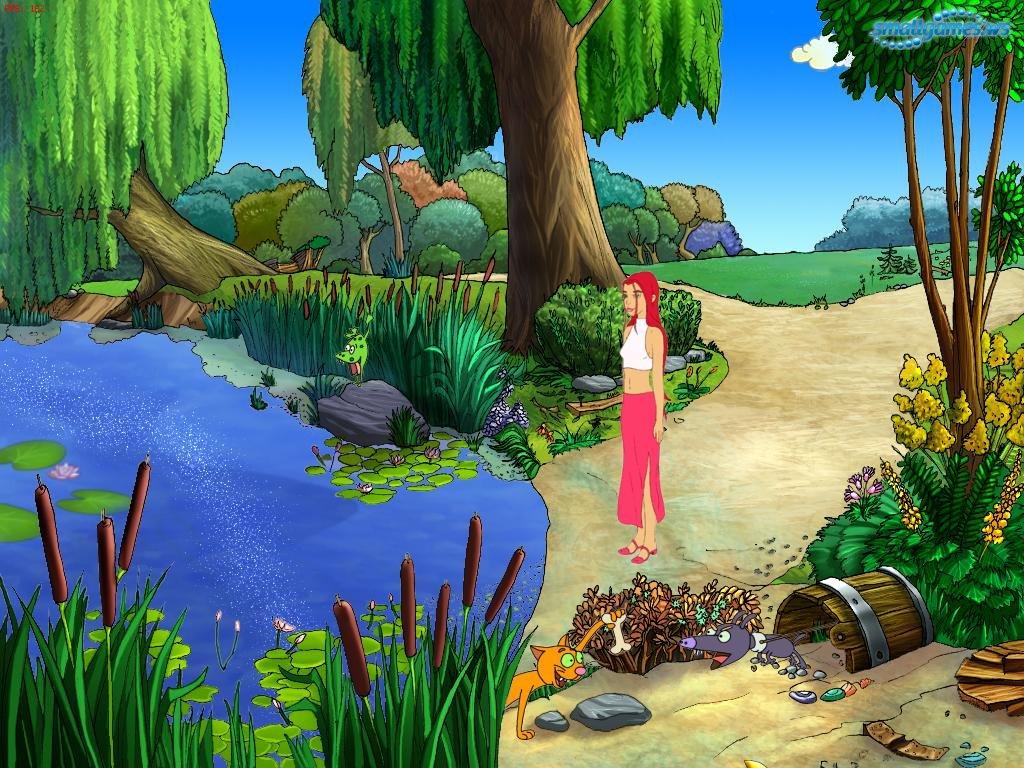 игра русалочка волшебное приключение скачать торрент - фото 8