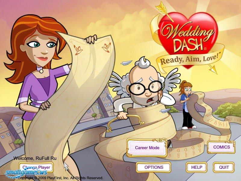 Wedding dash скачать на компьютер