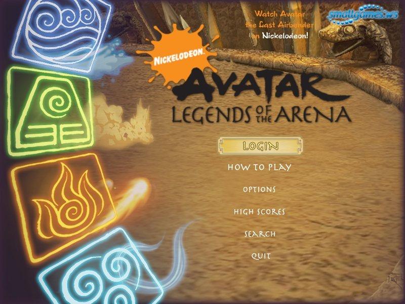 скачать игру аватар аанг торрент: