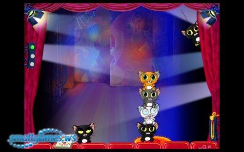 Театр кошек. Сорванная репетиция...