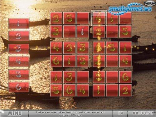 Sudoku Traveler: China