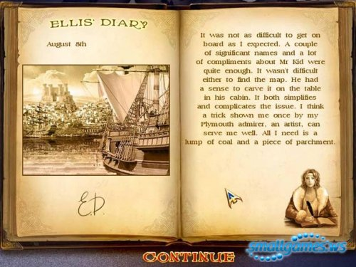 Pirate Stories: Kit & Ellis