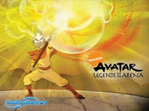Avatar - Legends of the Arena
