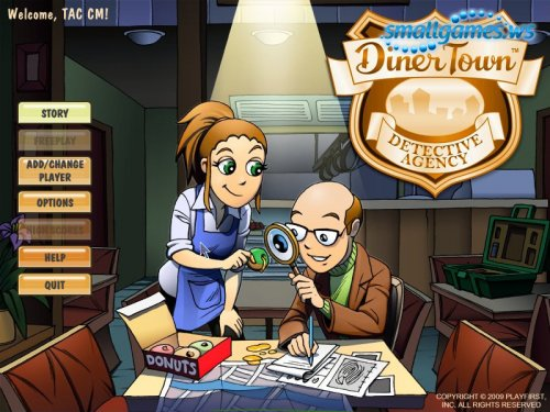 DinerTown Detective Agency