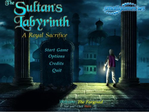 The Sultans Labyrinth - A Royal Sacrifice