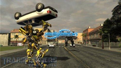 Transformers: The Game/Трансформеры:Игра