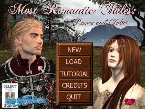 Most Romantic Tales: Romeo & Juliet