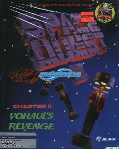 Space Quest 2: Vohaul's Revenge