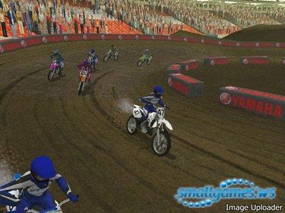 Yamaha Supercross / Ямаха Суперкросс