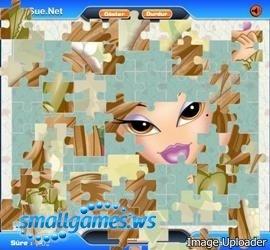 BRATZ (Маленькие игры для девочек - 40 шт.)