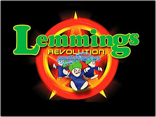 Lemmings Revolution. Русская версия