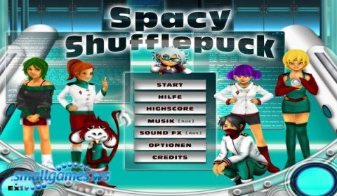 Spacy Shufflepuck